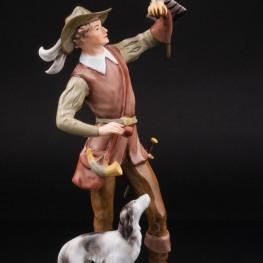 Охотник с соколом, Alka Kaiser, Германия