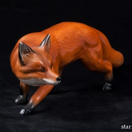 Крадущаяся лиса, Sylvac, Великобритания